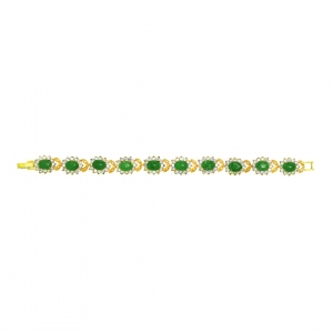 EMERALD SET 9 BRACELET (EXCLUSIVE TO PRECIOUS)
